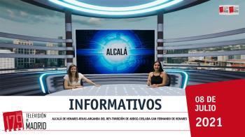 Ponte al día de la actualidad local con el informativo de este jueves, en Televisión de Madrid