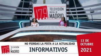 Después del puente, ponte al día de toda la actualidad en Televisión de Madrid