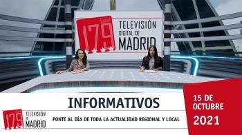 No empieces el fin de semana sin hacer una parada en Televisión de Madrid para ponerte al día de la actualidad