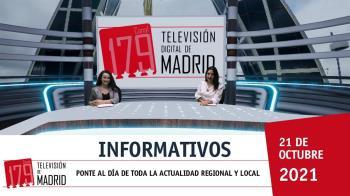 No te pierdas toda la actualidad local y regional que te acerca Televisión de Madrid
