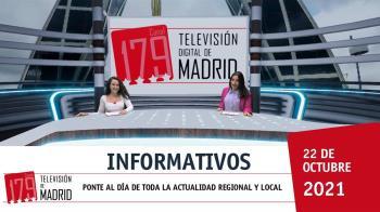 ¿Has encendido ya el modo fin de semana? Entra con buen pie, informándote en Televisión de Madrid