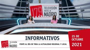 Empieza la semana al tanto de toda la actualidad en Televisión de Madrid