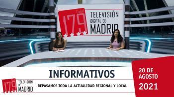 Haz balance de la semana en Televisión de Madrid y acércate a toda la información local y regional
