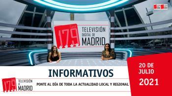 La jornada informativa está marcada por el stock de vacunas en la Comunidad de Madrid y el desarrollo urbanístico de Madrid Nuevo Norte