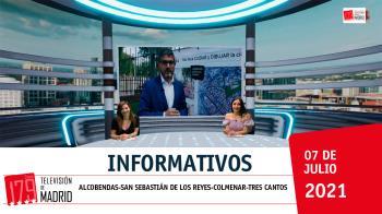 Llegamos al miércoles y, en Televisión de Madrid, seguimos acercándote toda la actualidad municipal