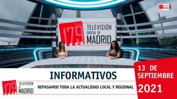 No te pierdas el informativo de este lunes para estar al día de lo que acontece en la Comunidad de Madrid