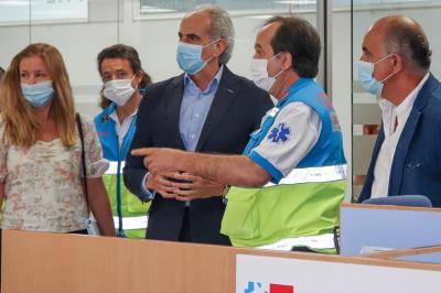 Lee toda la noticia 'Inician las pruebas PCR en la Comunidad de Madrid'