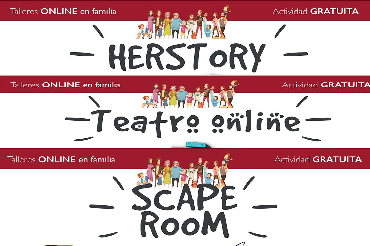 Cuentacuentos, talleres, un escape room y un teatro son algunos de los proyectos que podrás llevar a cabo en la localidad