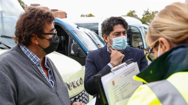 La Comunidad de Madrid inspeccionará los vehículos de transporte escolar con el objetivo de garantizar la seguridad de los estudiantes en sus desplazamientos