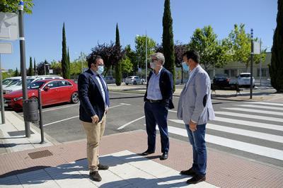 Lee toda la noticia 'Isabel de Farnesio cuenta con 90 nuevas plazas de aparcamiento'