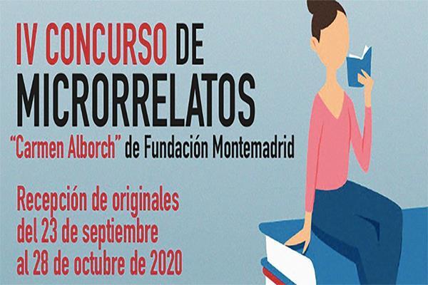 Regresa el IV Concurso de Microrrelatos Carmen Alborch