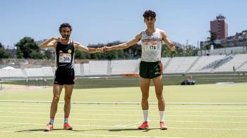 El atleta del Club Atletismo Cervantes sigue consiguiendo grandes éxitos