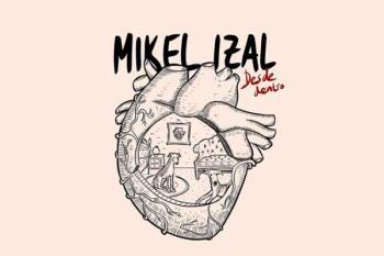 'Desde dentro' recopila las canciones que Mikel Izal ha compartido durante el confinamiento y los beneficios se destinarán al Banco de alimentos