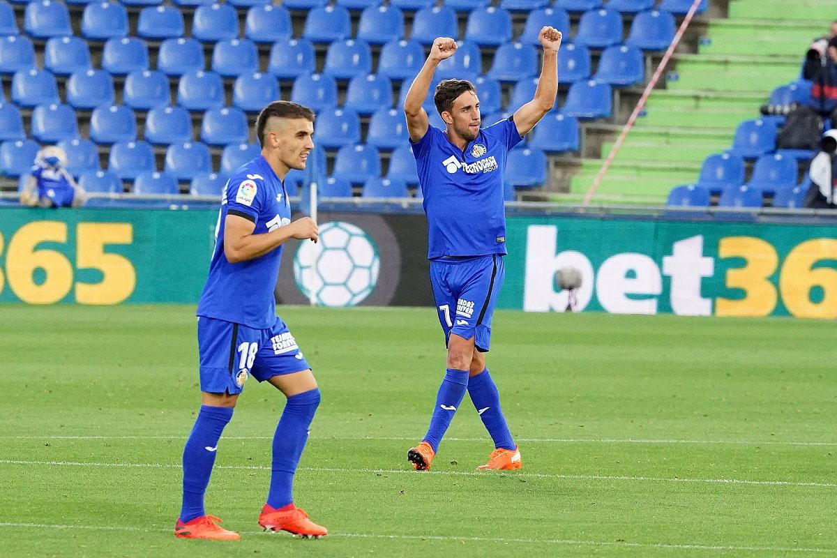 Los de Bordalás se impusieron 1-0 frente al Osasuna