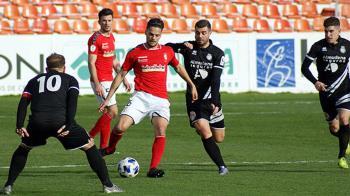 El San Fernando vencía al Alcalá y volvía a ganar tras once jornadas sin hacerlo