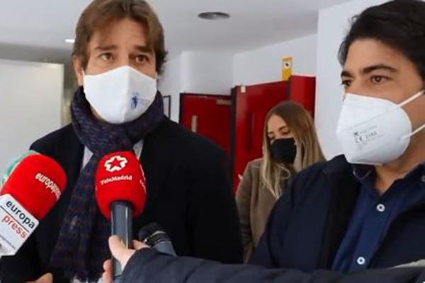 """El alcalde de Fuenlabrada pide que el Gobierno central, el regional y los ayuntamientos """"remen en la misma dirección"""""""