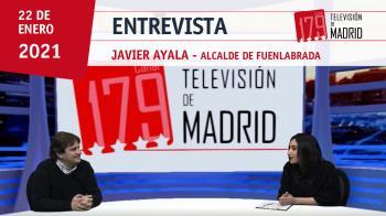 El alcalde de Fuenlabrada pone voz a los retos y proyectos de la ciudad y habla de una inversión privada de cerca de 100 millones en 2021