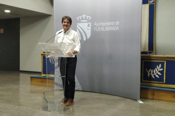 """Fuenlabrada señala al Gobierno regional por sacar """"una orden a la carta para Torrejón"""""""