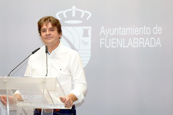 Javier Ayala solicita el confinamiento de toda Fuenlabrada