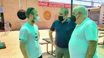 Arrancaron el pasado 23 de junio y se prolongarán hasta el próximo 31 de agosto en el Polideportivo Municipal 'Justo Gómez Salto'.
