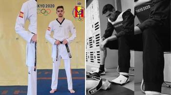 El cuarto del mundo en taekwondo cayó en el primer combate ante el egipcio Abdelrahman Wael por 22-20
