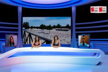 El alcalde de Alcalá de Henares habla en Televisión de Madrid sobre la realización de pruebas de anticuerpos en la ciudad