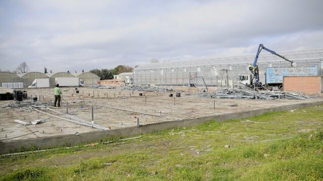 El centro especial de empleo sufrió grandes destrozos en sus viveros durante la borrasca Filomena
