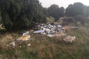 Se trata de una zona de valor ecológico dentro del término municipal de Alcorcón