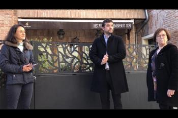 """El portavoz de la formación morada en la Asamblea de Madrid afirma que """"el reto es conseguir gobiernos donde Podemos sirva para la gente"""""""