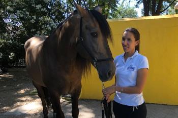 Con más de 180.000 m2 la Hípica Las Cadenas es un centro que acerca el mundo de la equitación
