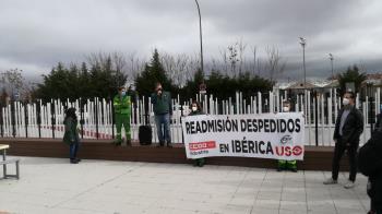 Los sindicatos de CCOO, CSIF, USOS decidieron convocar una huelga