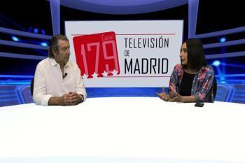 El presidente de la nueva asociación de hosteleros de Fuenlabrada nos presenta su planteamiento en Televisión de Madrid