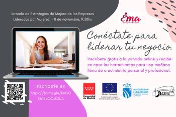 La Concejalía de Feminismo y Diversidad organiza este evento virtual para empresarias del municipio