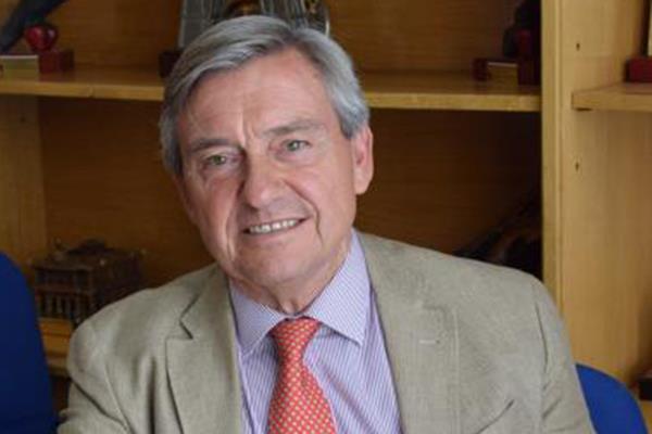 José Jover, ex alcalde de Villaviciosa de Odón, sale de la UCI