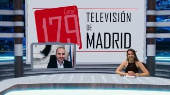 El alcalde de Majadahonda comparte con Televisión de Madrid algunos de los asuntos más importantes que conciernen a su ciudad