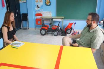 """El educador social de la Asociación """"Todo Avanza"""" nos cuenta como han vivido esta pandemia con las familias más necesitadas"""