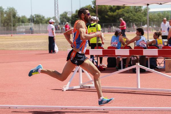 El atleta torrejonero ha logrado ser el más rápido dentro de la categoría de más de 45 años