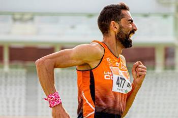 El atleta torrejonero se ha proclamado Campeón de España en 1.500 y 800 metros