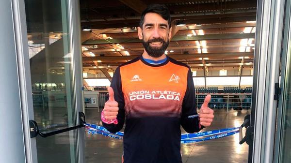 Juanjo Crespo, récord de España en los 1.500 metros libres