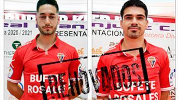 Los jugadores firman por una temporada más con nuestro club
