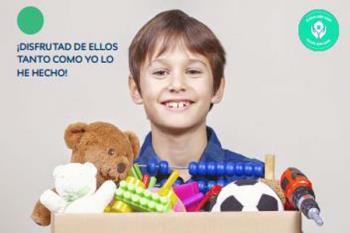 El Hotel Campanile y el Colectivo llevan colaborando muchos años en esta campaña de recogida de juguetes