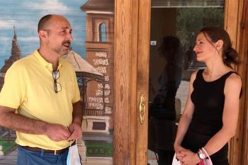 Entrevista Julio García Abad