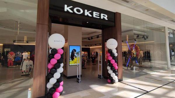La firma Koker, popular entre los rostros más populares de la televisión, estará presente en un establecimiento del centro