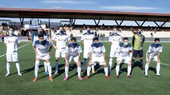 El club villaodonense venció al Lugo Fuenlabrada por 2 a 1