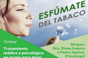 El taller contará con la doctora Elena Segura y el psicólogo, Pedro Aguilar
