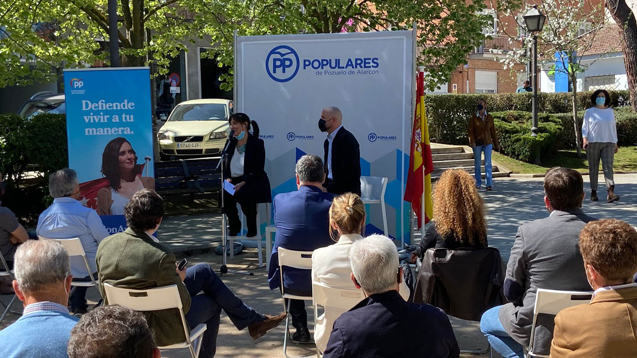 Pérez Quislant puso como ejemplo el convenio firmado hace unas semanas con el alcalde de Madrid que permitirá desmantelar la depuradora de Húmera