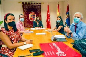 Noelia Posse se une al PSOE en la Asamblea de Madrid en esta petición