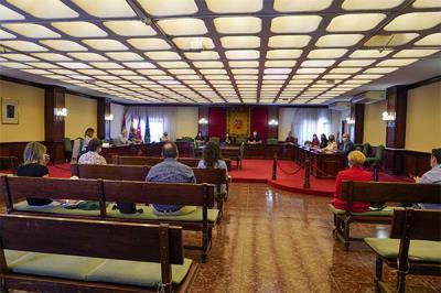 Lee toda la noticia 'La alcaldesa de Móstoles se reúne con su grupo de Gobierno para idear acciones del Ayuntamiento en la desescalada'