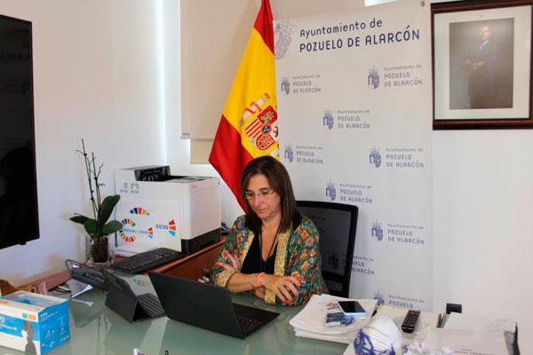 Susana Pérez Quislant se reúne hoy con 28 alcaldes para mostrar su rechazo a la cesión de ahorros municipales al Estado
