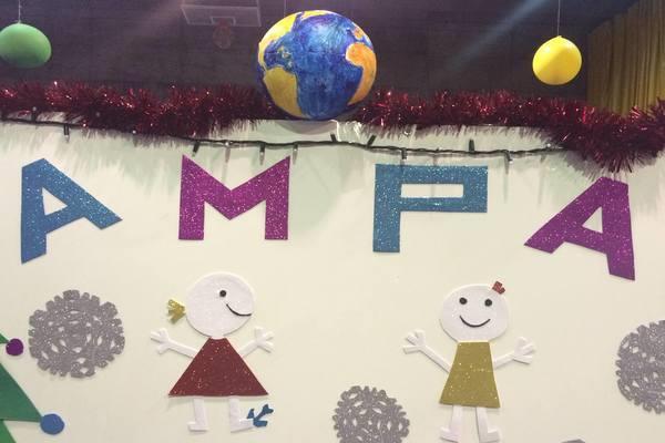 La AMPA del CEIP Santa Teresa quiere donar una pizarra digital al centro